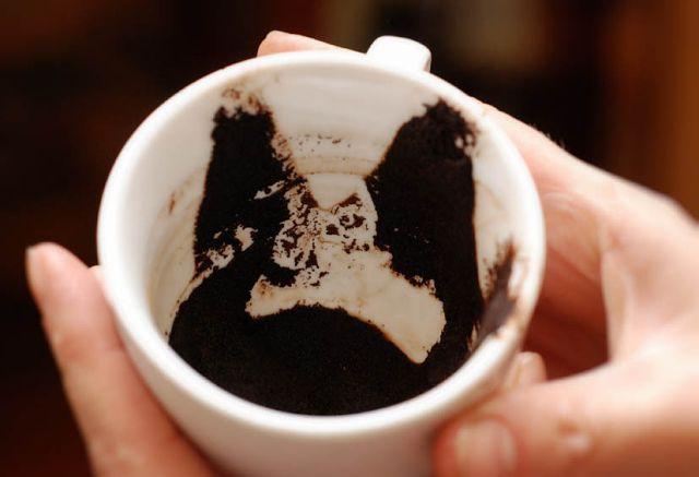 Гадания на кофе, кофейной гуще