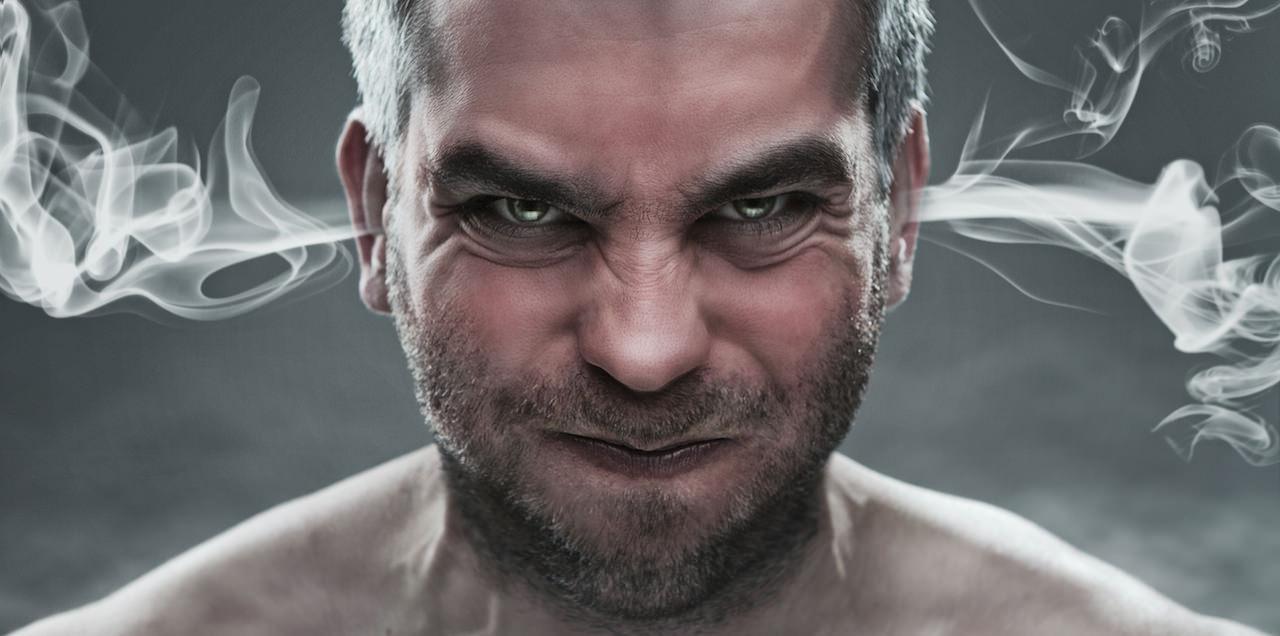 Гнев и разрушение здоровья