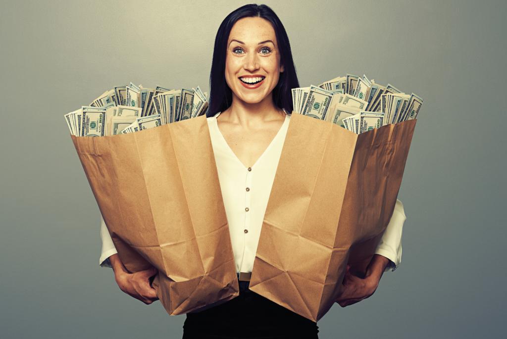 Стиль отношений с деньгами: каждый получает то, что осмелился взять
