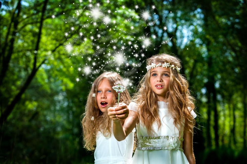 Магия в волосах