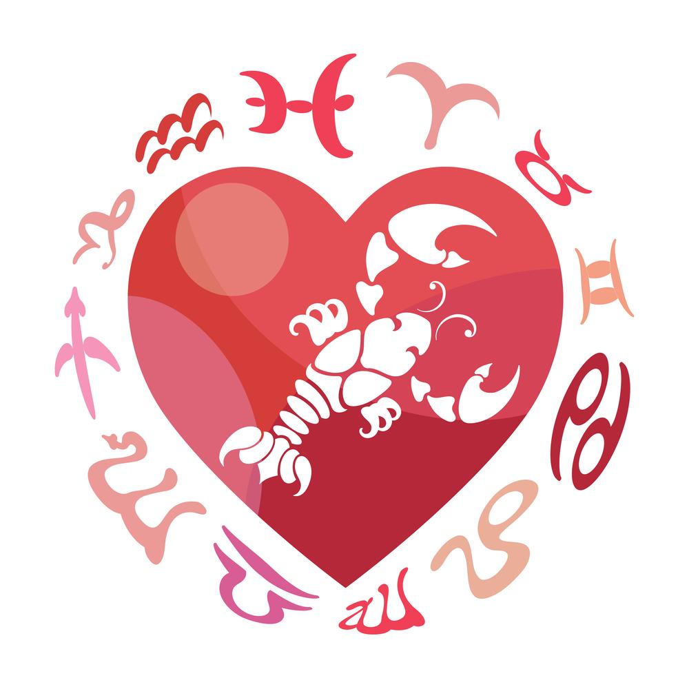 Рак в любви (мужчина, женщина)