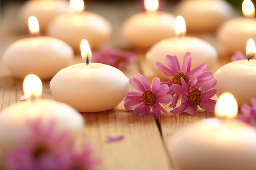 Волшебные свечи