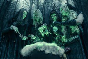 Все женщины ведьмы, готовимся к шабашу