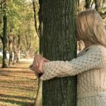 Медитации и энергетическая подпитка от дерева