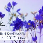 Лунный календарь удачи: благоприятные дни в июле 2017 года