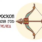 Гороскоп на 2018 год: знак зодиака Стрелец